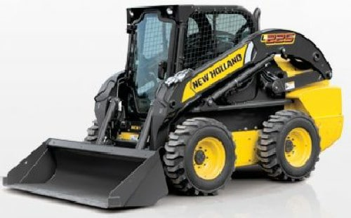 New holland windshield