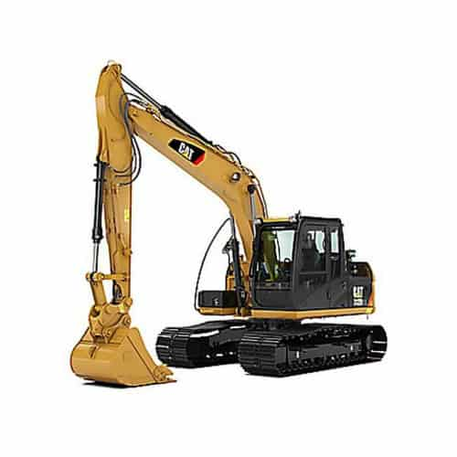 CAT C & D Excavator Windshield