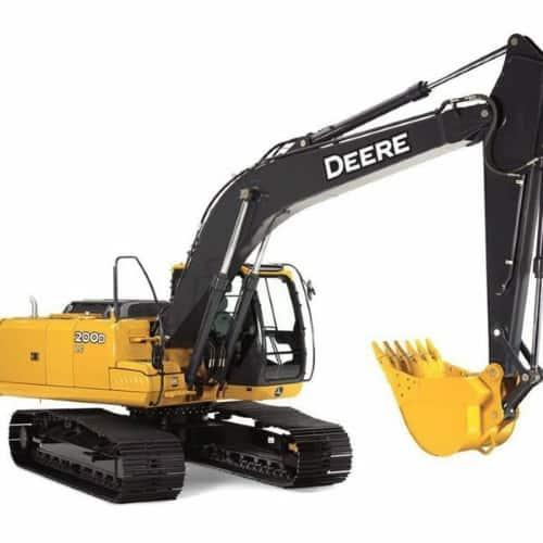 John Deere Excavator D