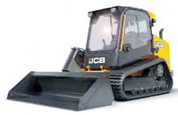 JCB Windshield