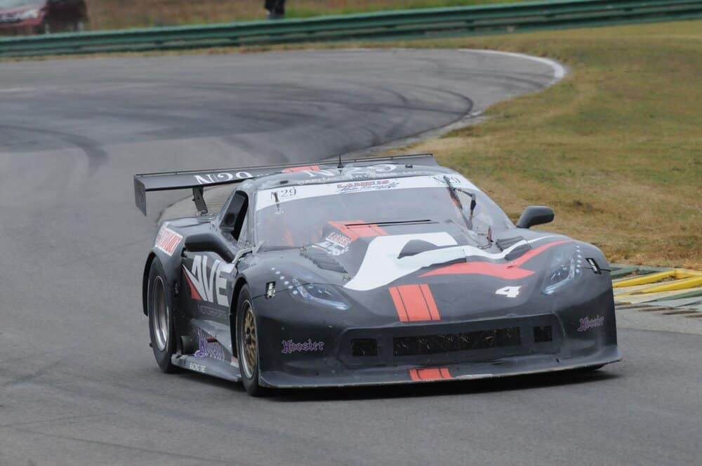 Corvette Windshield